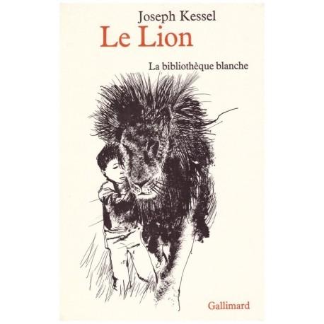 Le Lion Tibor CSERNUS Gallimard Jeunesse 0710377714829 Book