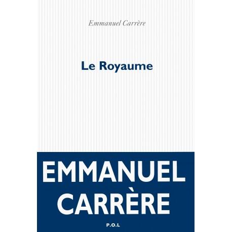 Le Royaume CARRERE Emmanuel POL 9782818021194 Book