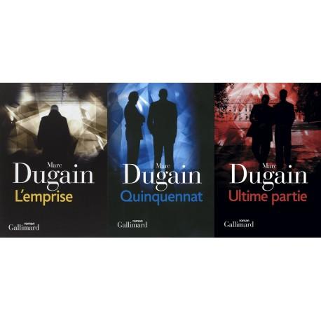 Trilogie de l' Emprise 3/3V: Emprise Quinquennat Ultime partie DUGAIN Marc Gallimard 0710377716687
