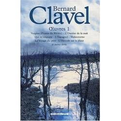 Oeuvres de Bernard CLAVEL Tome 1 CLAVEL Bernard OMNIBUS 9782258061354 Book