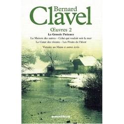 Oeuvres de Bernard CLAVEL Tome 2 CLAVEL Bernard OMNIBUS 9782258061361 Book