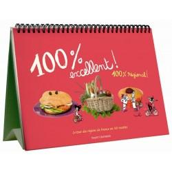 100% excellent! 100% régional! DUVAL Stéphanie Bayard Jeunesse 9782747028271 Book