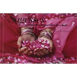 Sagesses 365 pensées de maitres de l'Inde FOLLMI Olivier et Danielle La Martinière 9782732431079 Book