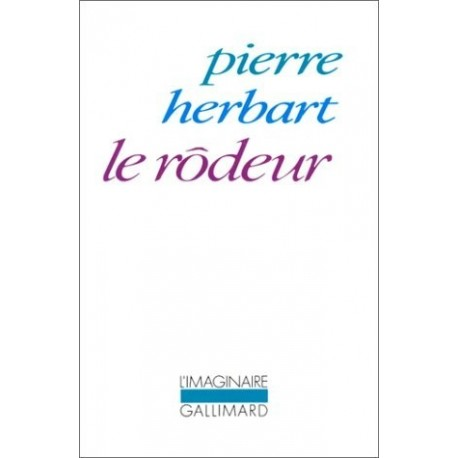 Le rôdeur 9782070701025 Book