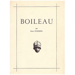 BOILEAU Les Belles Lettres 0710377711392 Book