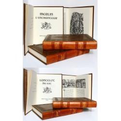 Les romans de la Table ronde 4/4V ANONYME CHIEZE Jean Union Latine 0710377710852