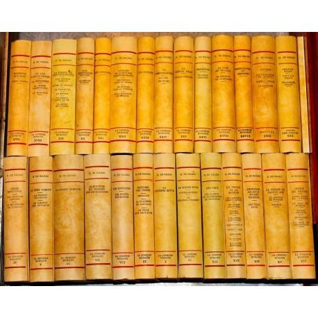 Oeuvres complètes illustrées 31/31V BALZAC Honoré de COLLECTIF André MARTEL 0710377711712