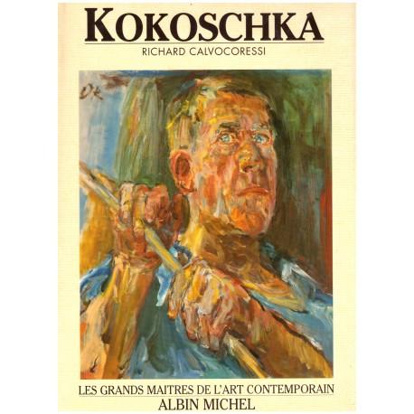 Kokoschka: Peintures CALVOCORESSI Richard Albin Michel 9782226056092