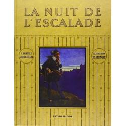 La Nuit de l'Escalade le Onze Decembre 1602 GUILLOT Alexandre ELZINGRE Edouard Slatkine 9782051016728 Book