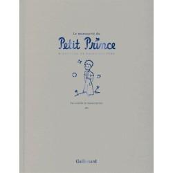 Le manuscrit du Petit Prince Fac-similé Antoine de Saint Exupéry Galllimard 9782070142613