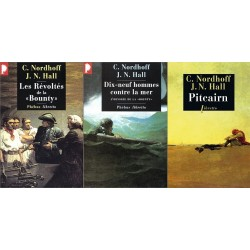 Les Révoltés de la Bounty 3/3V NORDHOFF C. - HALL J. N. Phébus 9782859408206