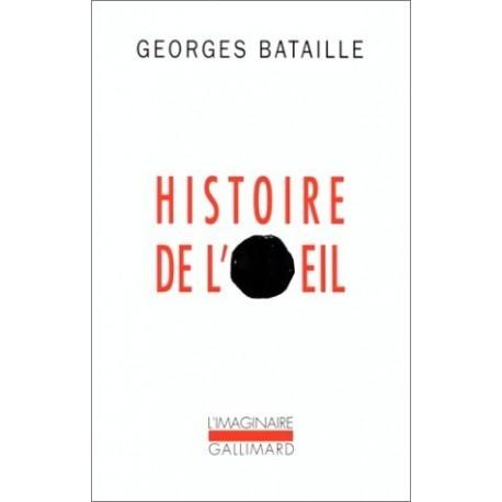 Histoire de l'oeil 9782070728503 Book