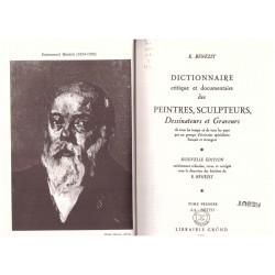 BENEZIT Dictionnaire des peintres, sculpteurs, dessinateurs et graveurs