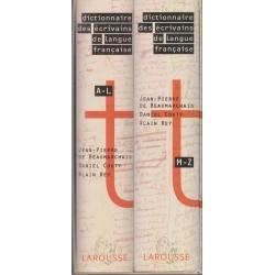 Dictionnaire des écrivains de langue française 2/2V BEAUMARCHAIS Jean Pierre Larousse 9782035051981