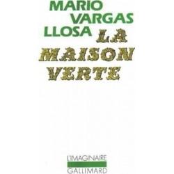 La maison verte 9782070233816 Book