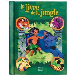 Le livre de la jungle KIPLING Rudyard REINHART Matthew Quatres fleuves 9782841966189