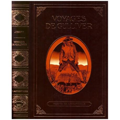 Les voyages de Gulliver illustrés par Grandville SWIFT Jonathan GRANDVILLE Jean Jacques L' éventail 0710377719428 Book