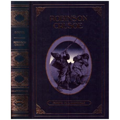 Robinson Crusoe illustré par Grandville DEFOE Daniel GRANDVILLE Jean Jacques L' éventail 0710377716298 Book