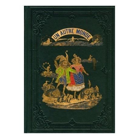 Grandville, Un autre monde - les dessins et les secrets LE MEN Ségolène GRANDVILLE Jean Jacques L' Amateur 9782859175153