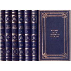 Histoire de la littérature française 6/6V GUTH Paul Rombaldi