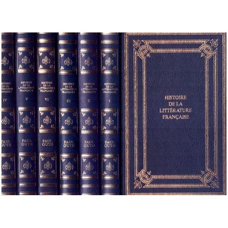 Histoire de la littérature française 6/6V