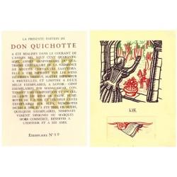 L'ingénieux hidalgo Don Quichotte de la Manche CERVANTES Miguel de PAUW René de Terres latines