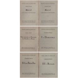 Le Journal vrai 6/6V PEGUY Charles Desclée De Brouwer