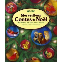 Merveilleux contes de Noel COLLECTIF Collectif Rouge & Or 9782261400829