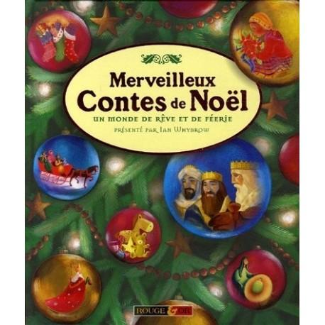 Merveilleux contes de Noel COLLECTIF Collectif Rouge & Or 9782261400829