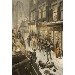 Un chant de Noël DICKENS Charles INNOCENTI Roberto Gallimard Jeunesse 9782070564613