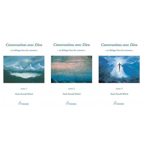Conversation avec Dieu Tome 1 - 2 - 3 WALSCH Neale Donald Ariane