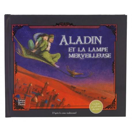 Aladin et la lampe merveilleuse HESS Paul Quatres fleuves 9782841968855