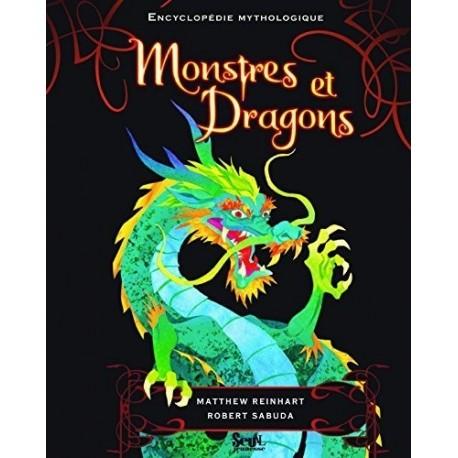 Monstres et dragons REINHART Matthew - SABUDA Robert REINHART Matthew - SABUDA Robert Seuil 9782021050967