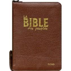 La Bible des Peuples HURAULT Bernard Sarment 9782213604817