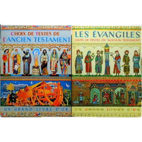 L' ancien testament & Les évangiles