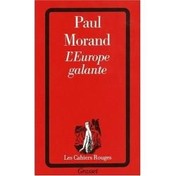 L'Europe galante Grasset 9782246190127 Book