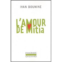 L'amour de Mitia 9782070770885 Book