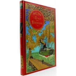 L' école des Robinsons VERNE Jules BENETT Léon Editions de Lodi (EDL)