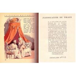 La double Maitresse REGNIER Henri de SERRES Raoul Arc-en-ciel
