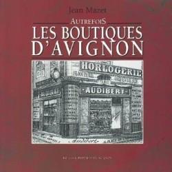 Les boutiques d' Avignon