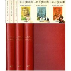 Les Thibault GARD Roger Martin du Gallimard