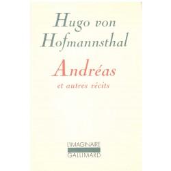 Andréas et autres récits 9782070235278 Book