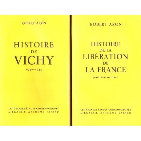 Histoire de Vichy et de la libération de la France