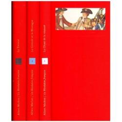 La révolution française MATHIEZ Albert LESUEUR Jean-Baptiste Club français du livre