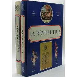 La révolution 2/2VDes États Généraux Au 9 Thermidor - Du 9 Thermidor Au 18 Brumaire FURET François - RICHET Denis Hachette