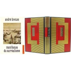Les Manifestes du surréalisme BRETON André France Loisirs