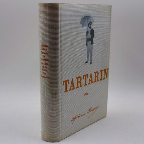 Tartarin de Tarascon - Sur les Alpes - Port Tarascon DAUDET Alphonse Club des Libraires de France