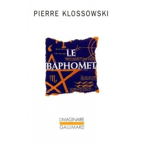 Le Baphomet 9782070708857 Book