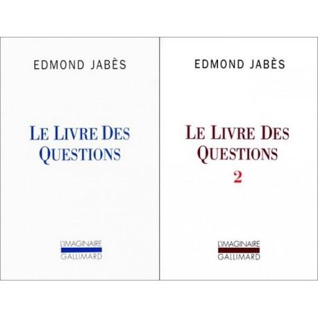 Le livre des questions 2/2V
