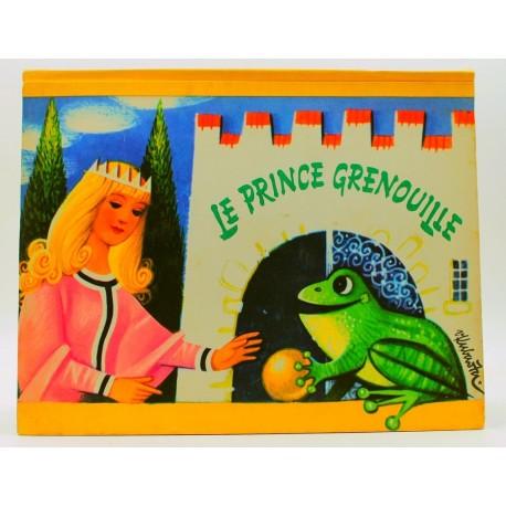 Le prince grenouille GRIMM Jacob et Wilhelm KUBASTA Vojtěch Del Duca - Artia